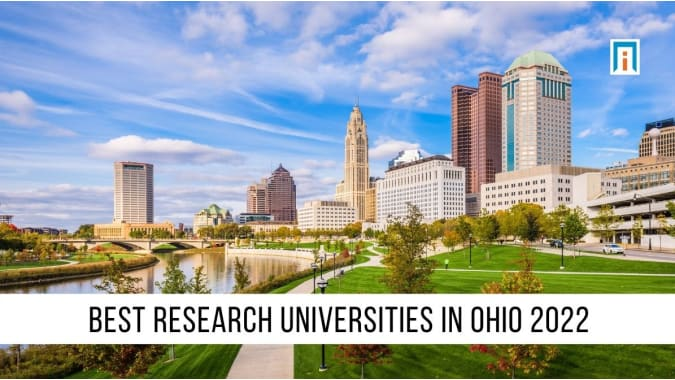 Ohio's Best Research Universities of 2021