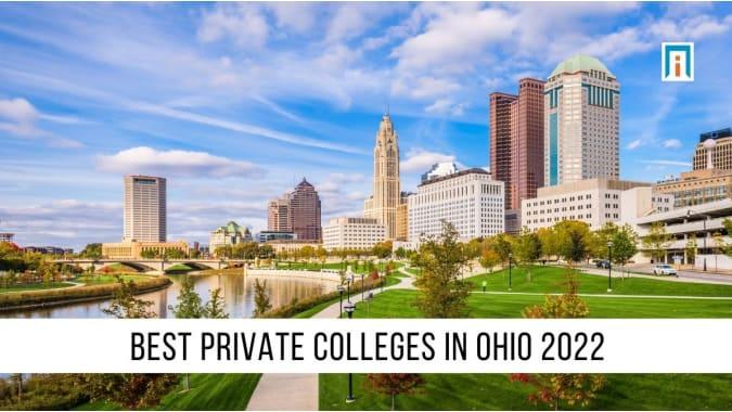 Ohio's Best Private Colleges & Universities of 2021
