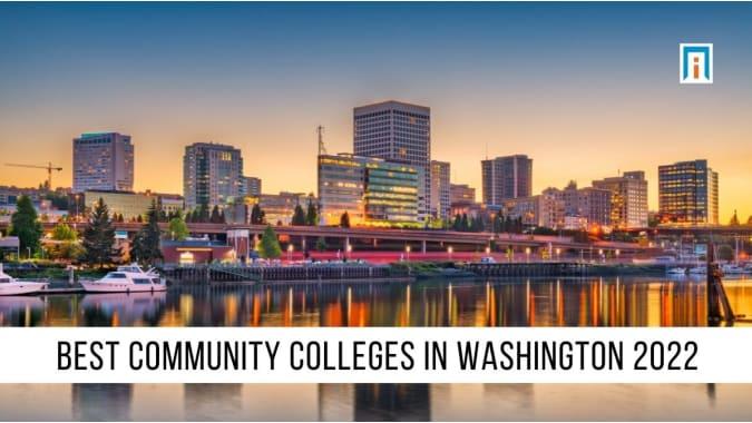 Washington's Best Community Colleges of 2021