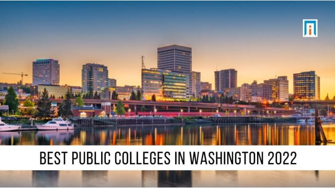Washington's Best Public Colleges & Universities of 2021