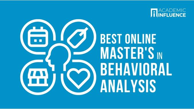 Best Online Master's in Behavior Analysis Degree Programs