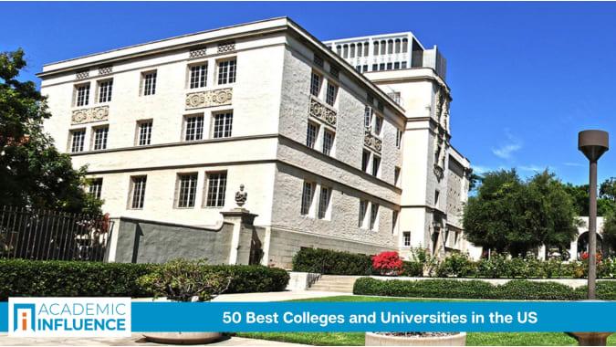 50 Best Colleges & Universities of 2021