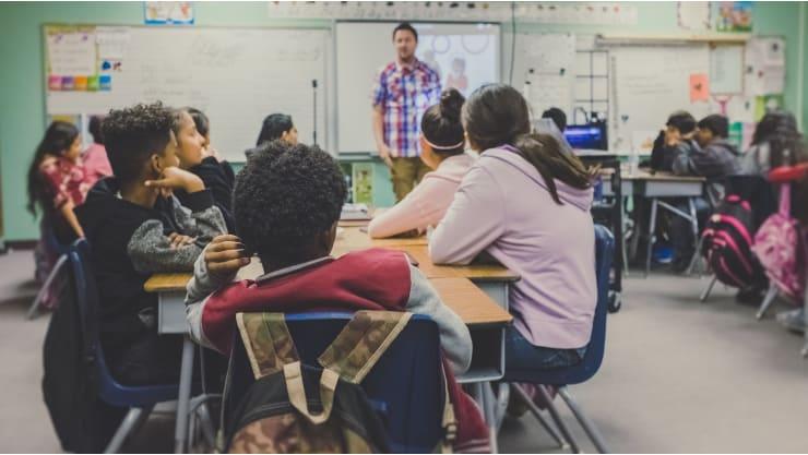 teacher-students