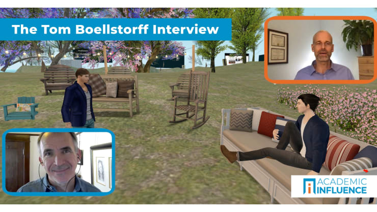 How COVID-19, teaching, privacy, and virtual worlds intersect | Interview with Dr. Tom Boellstorff