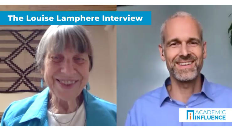How to overcome the glass ceiling in academia | Interview with Dr. Louise Lamphere