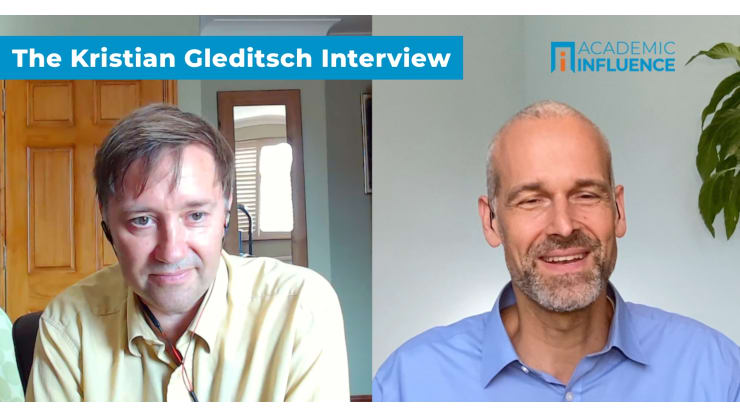 How to think about Brexit, globalization, and pandemics   Interview with Dr. Kristian Gleditsch