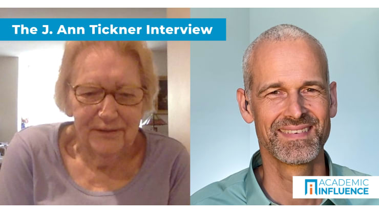 How gender impacts politics & international relations | Interview with J. Ann Tickner