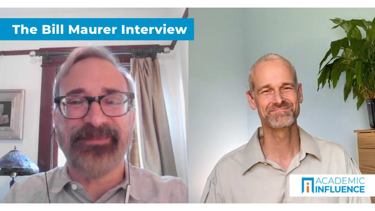 How money, cryptocurrency, and digital financial systems affect us | Interview with Dr. Bill Maurer