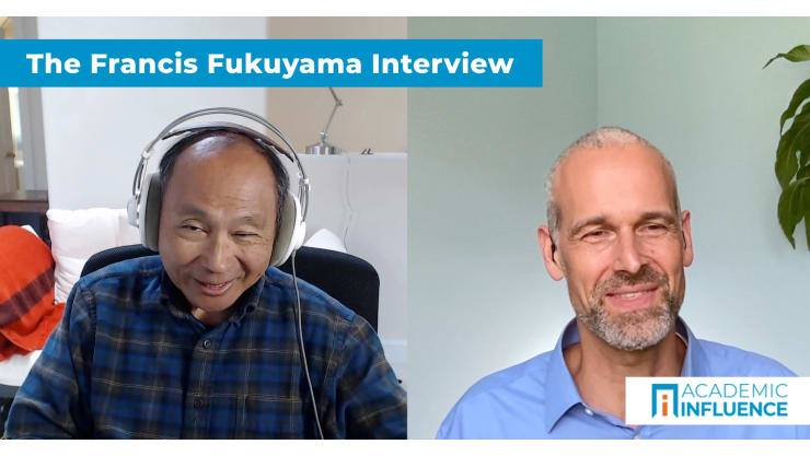 How liberal democracy outshines other systems of government | Interview with Dr. Francis Fukuyama