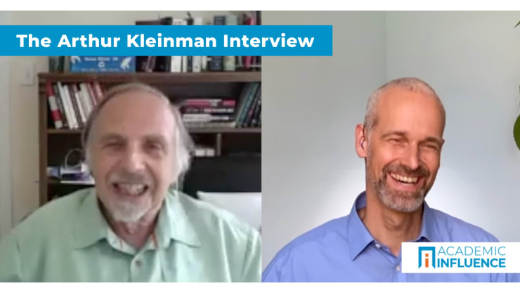 How medicine and anthropology merge in caretaking | Interview with Dr. Arthur Kleinman