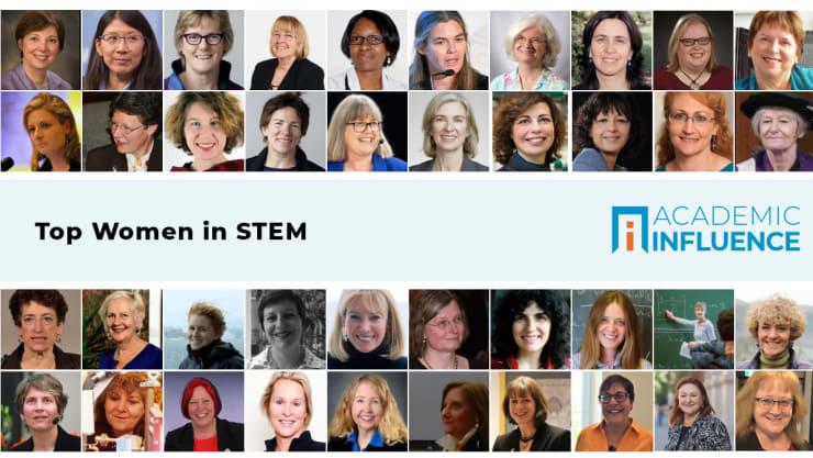 Top Women in STEM