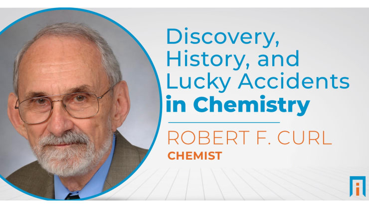 Discovery, history, and lucky accidents in chemistry | Interview with Dr. Robert Curl