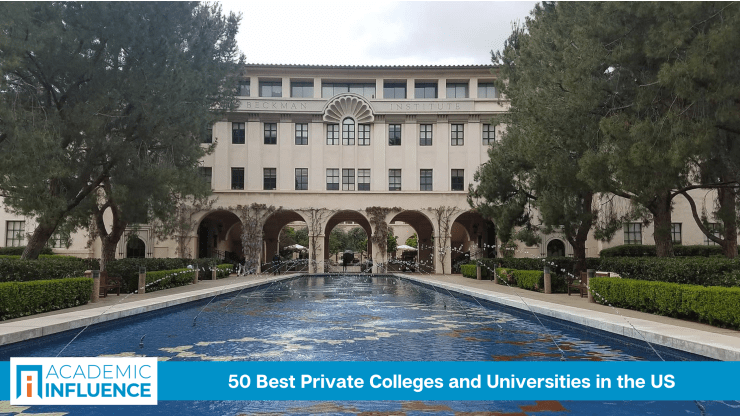 50 Best Private Colleges and Universities of 2021