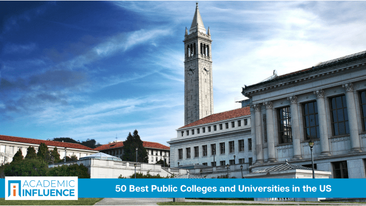 50 Best Public Colleges and Universities of 2021