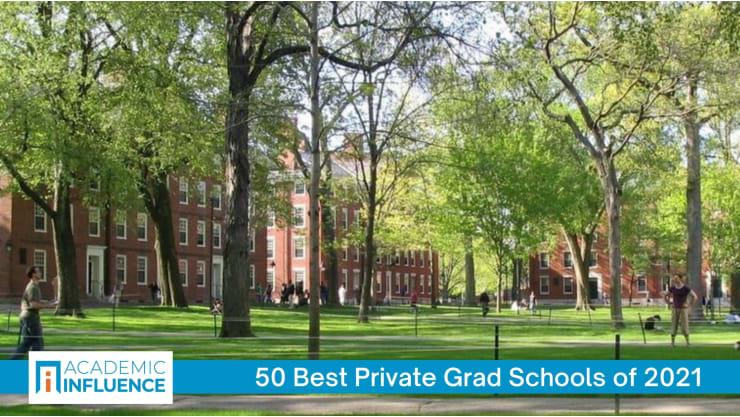 50 Best Private Grad Schools of 2021