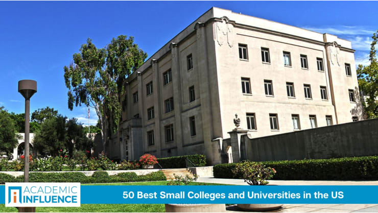 50 Best Small Colleges and Universities of 2021