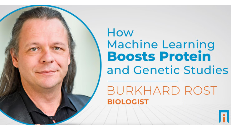 How machine learning boosts protein and genetic studies | Interview with Dr. Burkhard Rost