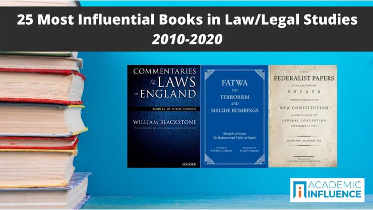 law-legal-studies-influential-books