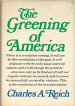 Book Cover for The Greening of America