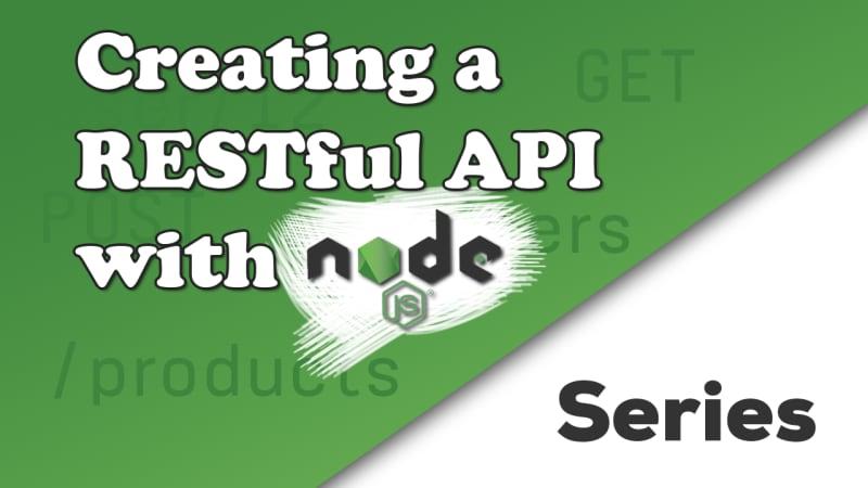 Building a RESTful API