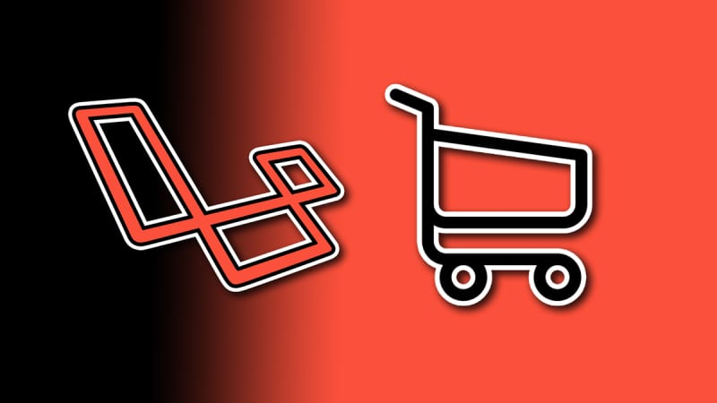 Laravel 5.2 PHP - Build a Shopping Cart