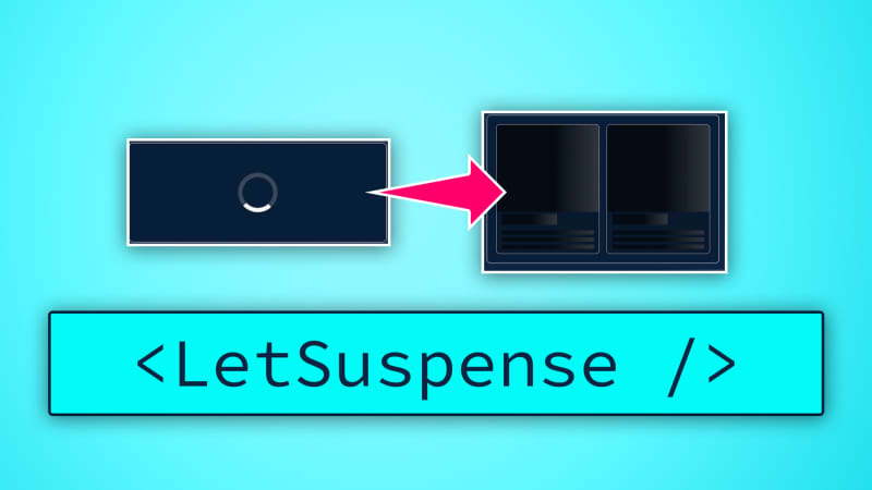 Creating a Custom Suspense Component