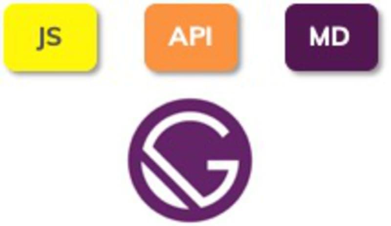 JAMStack - JavaScript, APIs and Markdown