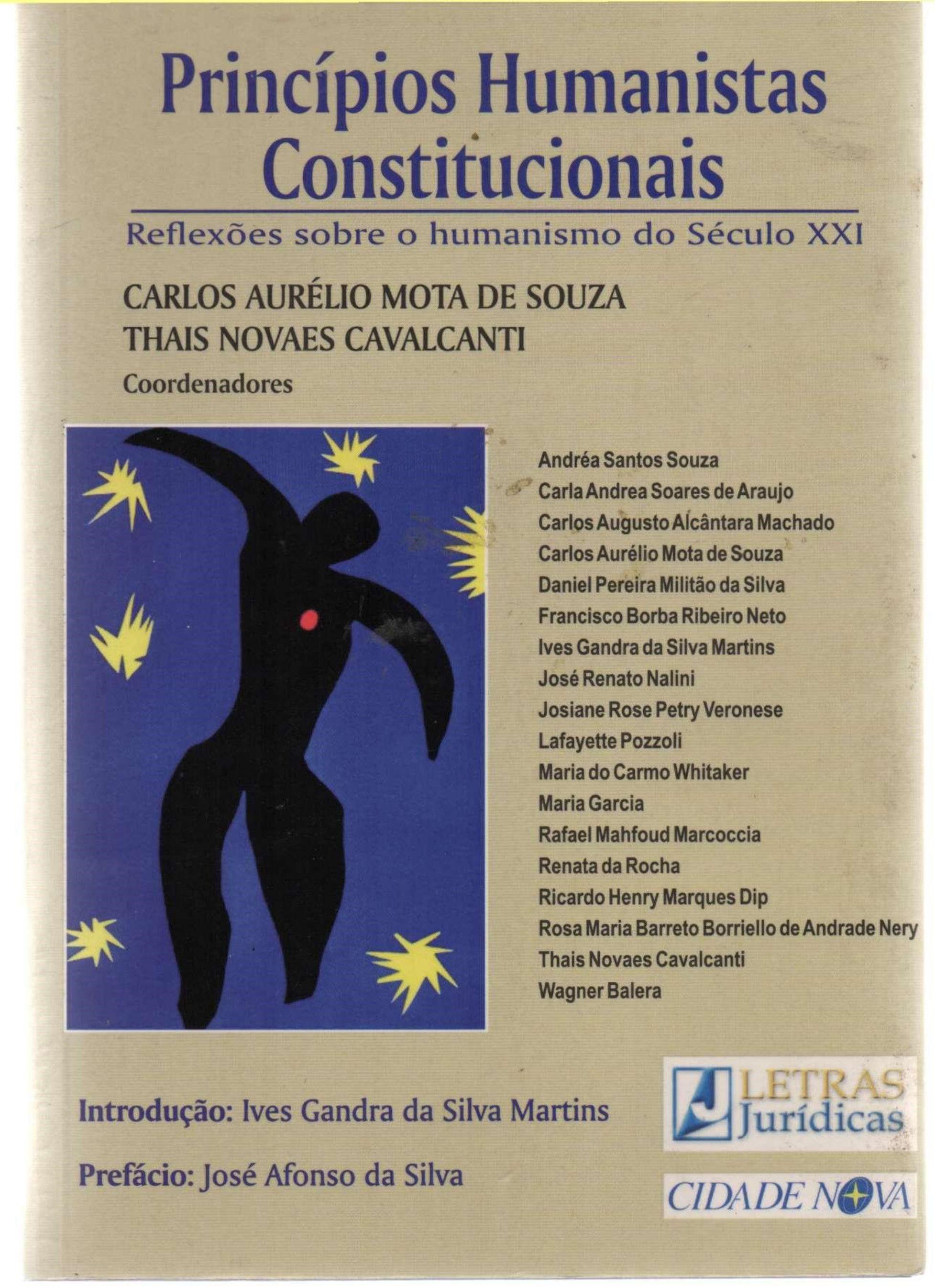 Princípios Humanistas Constitucionais