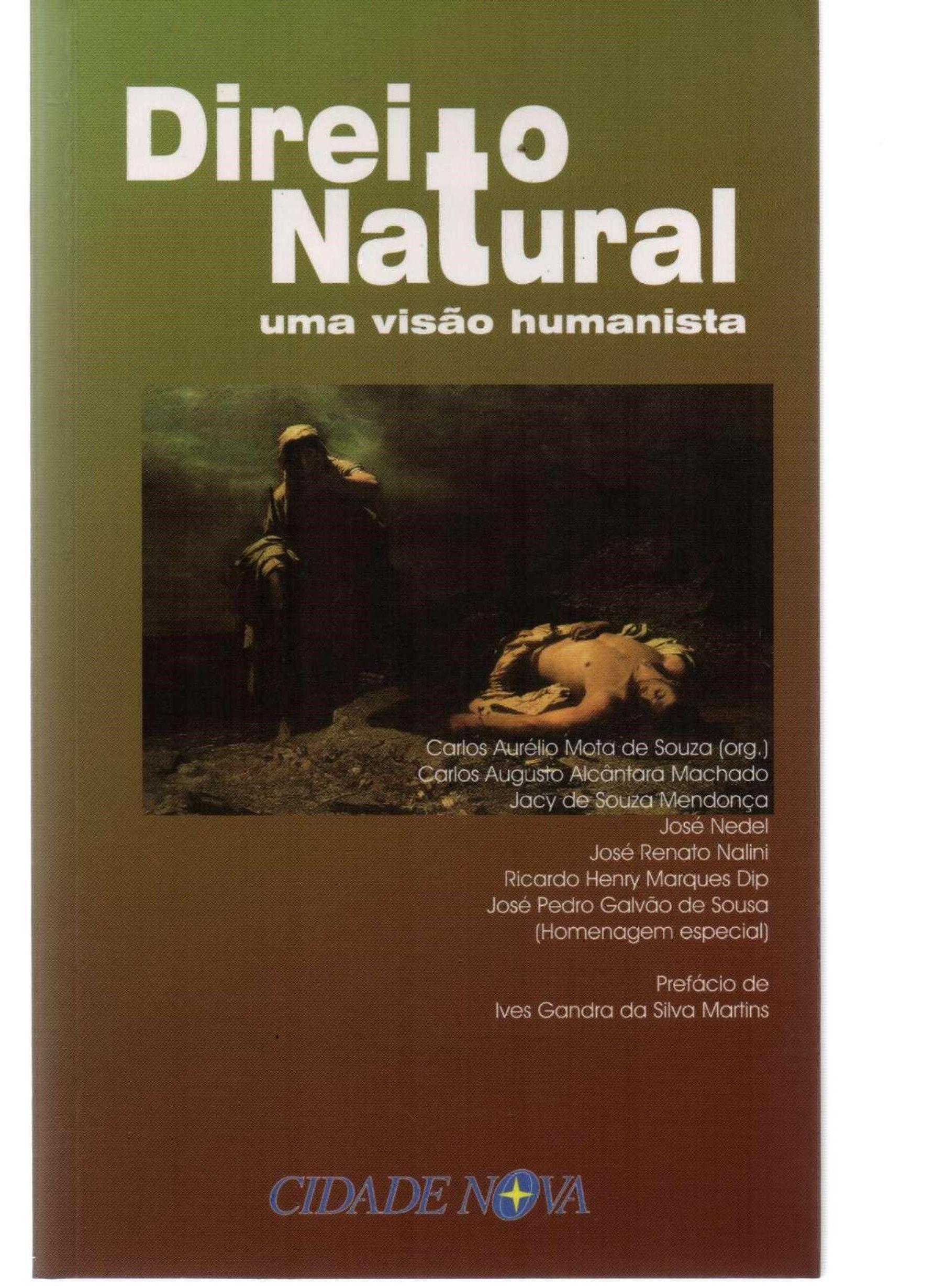 Direito Natural - Uma Visão Humanista