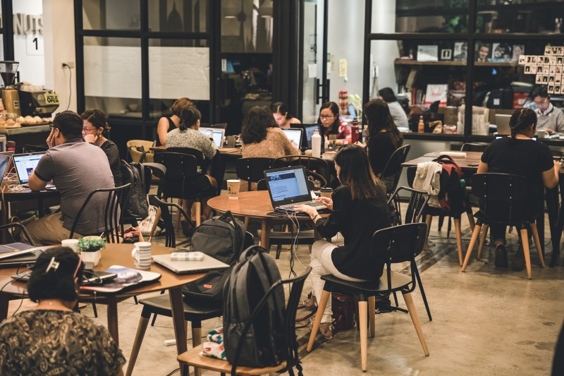 Acceler8 by UnionSPACE -- Community + Coworking