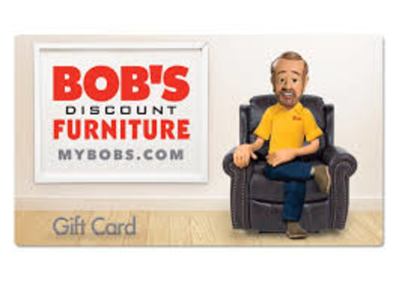 Auction Page 100 Gift Card To Bob S Discount Furniture
