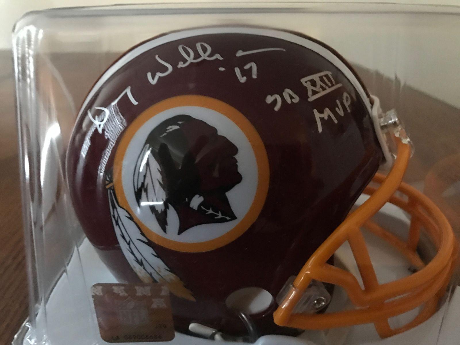 new arrival aebb0 9f262 Auction Page | Doug Williams, Washington Redskins ...