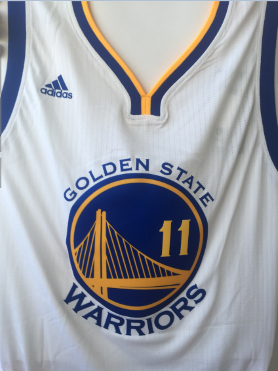 low priced 86be3 01074 Auction Page | Signed Klay Thompson Golden State Warriors Jersey