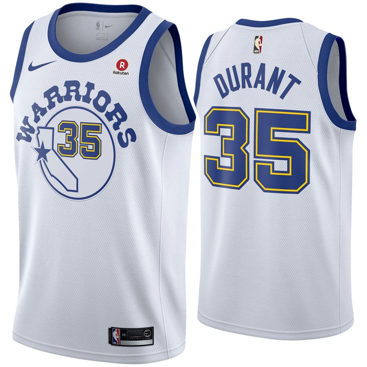 info for 9225c 16bf0 Auction Page | Kevin Durant Autographed Warriors Jersey ...