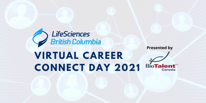 Career Connect Day presented by BioTalent Canada