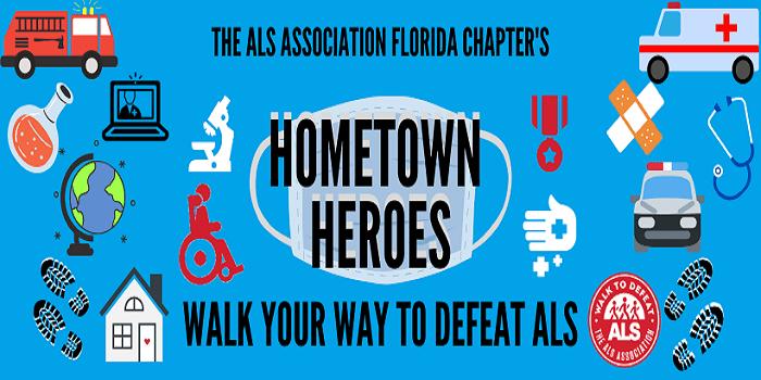 The ALS Association Florida Chapter Walk Your Way