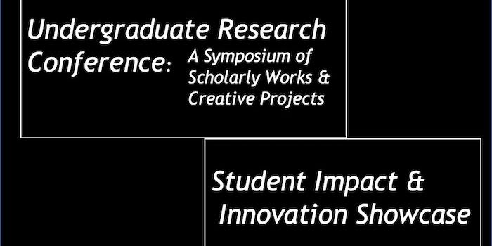 Undergraduate Research and Student Showcase
