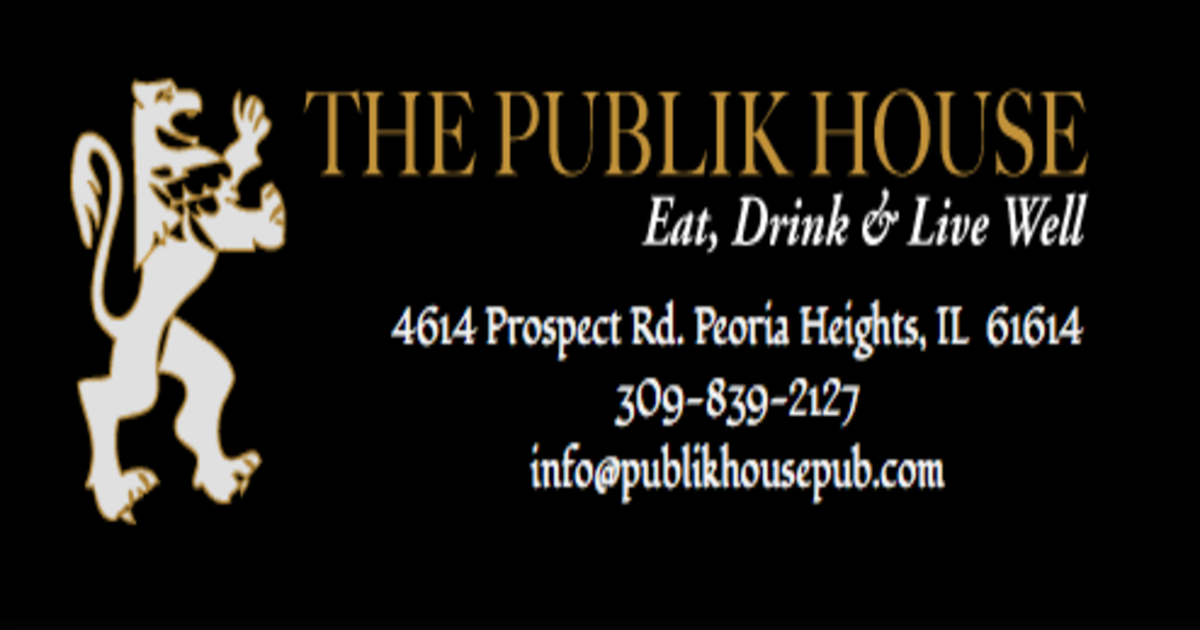 Auction Page Table For 8 At Publik House