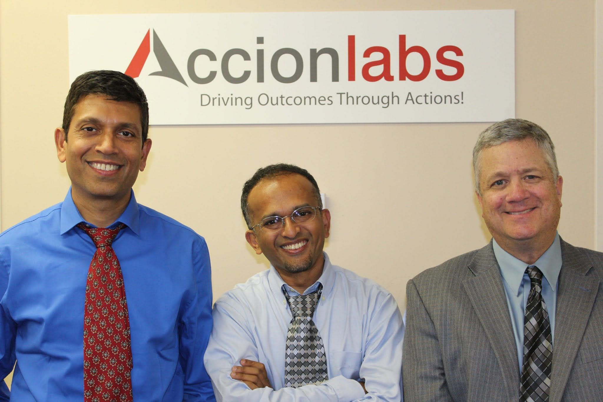 Accion Labs Founders