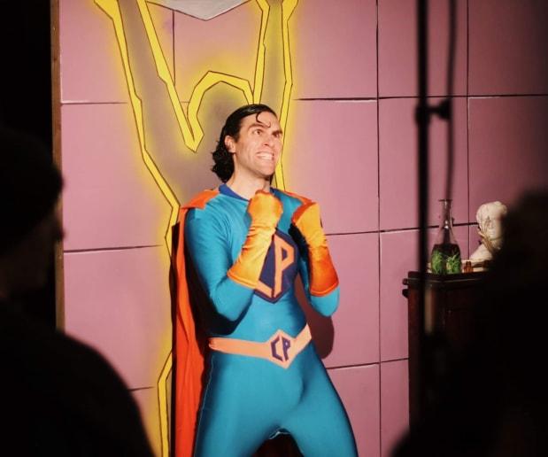 Photo of Captain Powerman: A Short Film