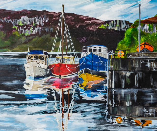 Photo of Portree Harbour
