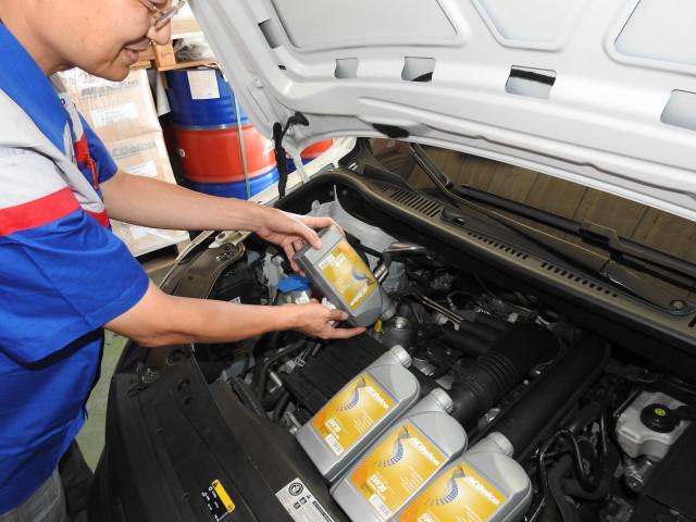 G 機油保養服務