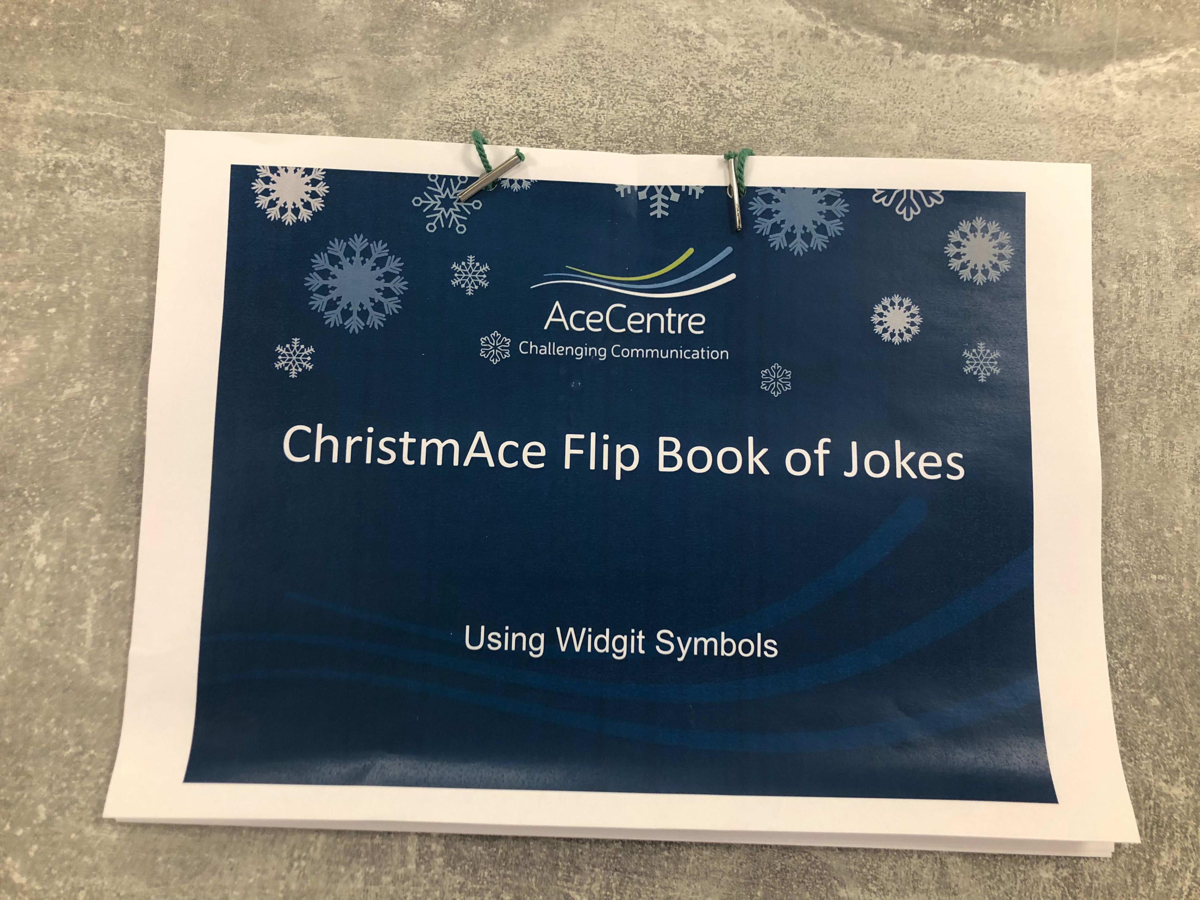 An thumbnail for the post: Make your own Flip Joke Book