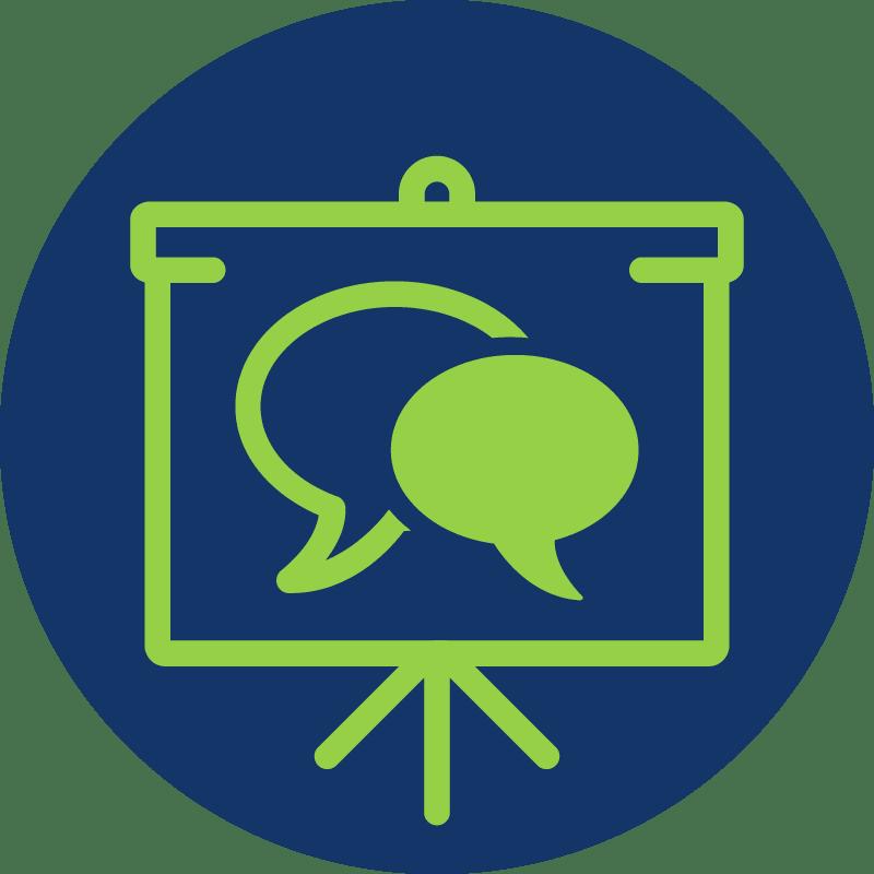 Communication Logo Icon