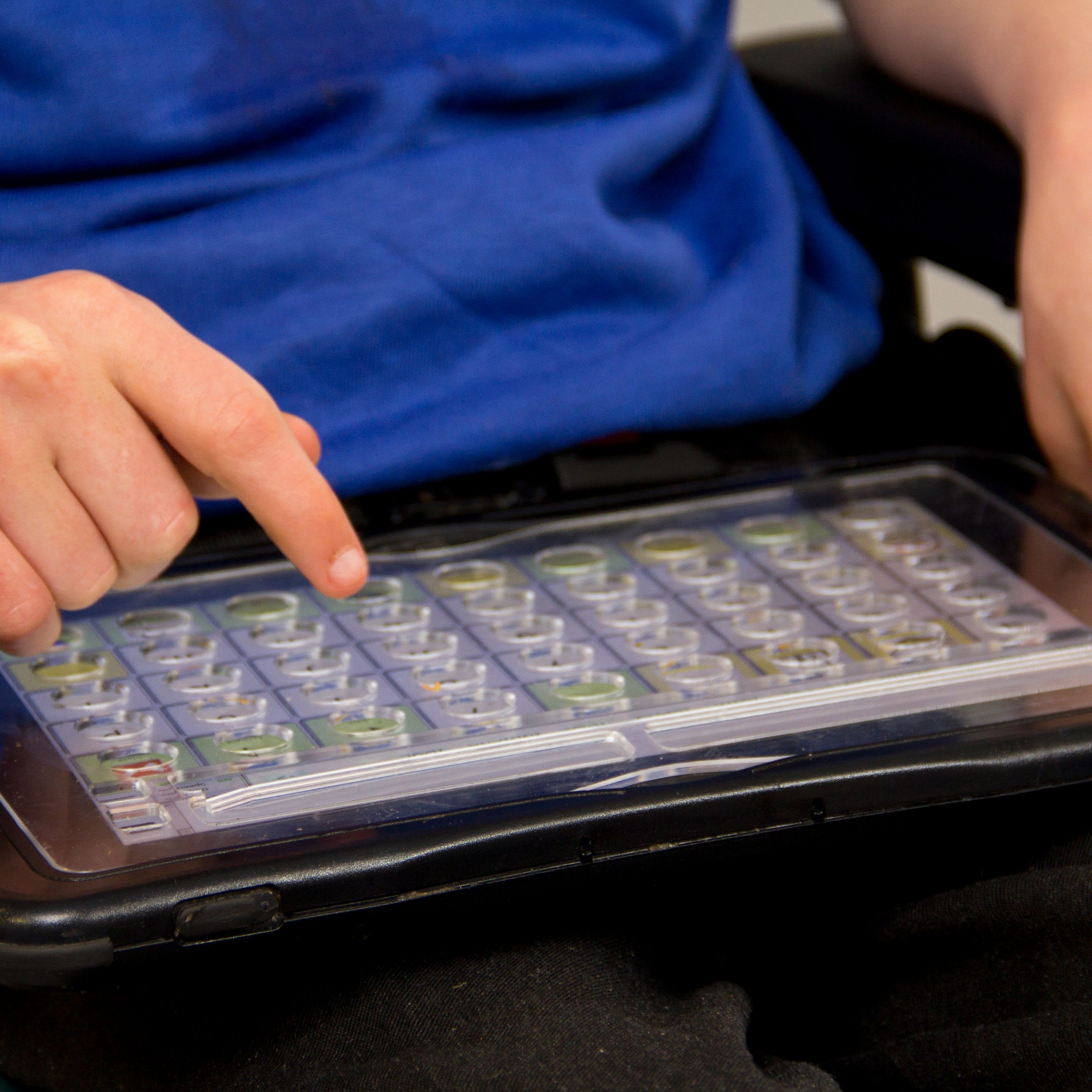 An thumbnail for the post: Augmentative and Alternative Communication Unit