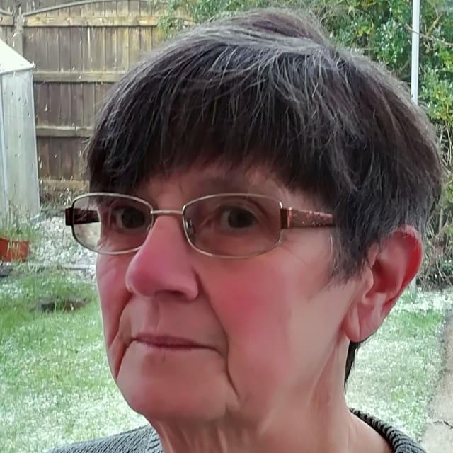 Head shot of Jean Jones