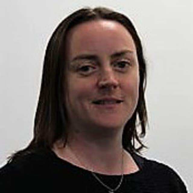 Head shot of Suzanne Martin