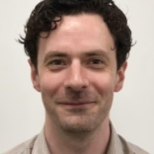 Head shot of Matt Hill