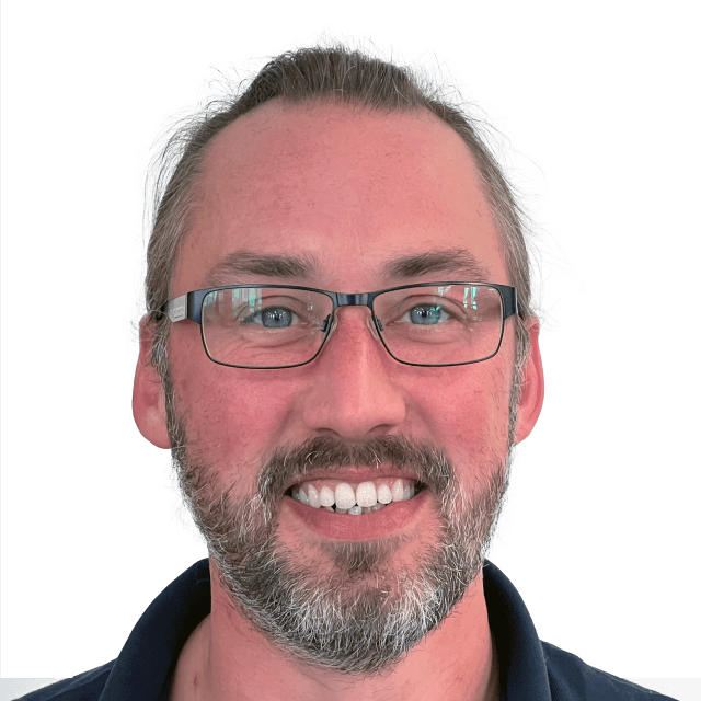 Head shot of Craig Brown