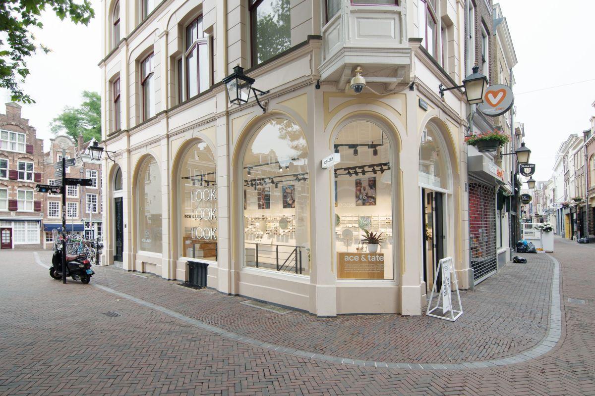 Lijnmarkt Utrecht Ace Tate